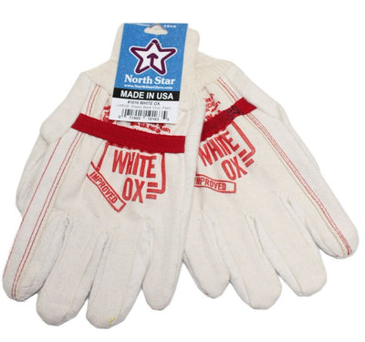 North Star - White Ox Union Made Gloves #1016