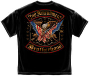 2ND AMMENDMENT BROTHERHOOD T-SHIRT