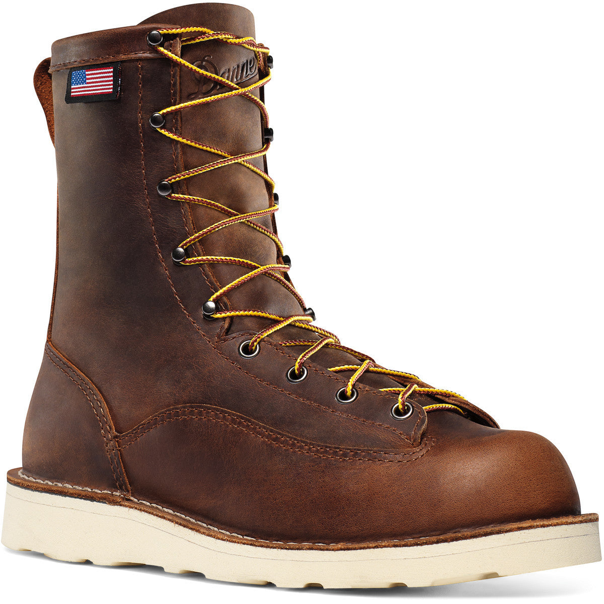 "DANNER BULL RUN 8"" BROWN CRISTY"