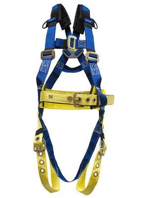 Elk river Workmaster 1D- Ring Belted Medium Harness 75102