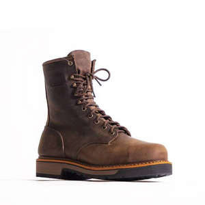 "Silverado 8"" Lumberjack Oil Brown Shipyard 7710"