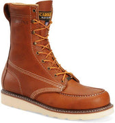 "Carolina 8"" Moc Steel Toe Wedge Boot #CA7502"