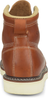"Carolina 6"" Moc Soft Toe Wedge Boot #7003"