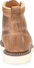 "Carolina 6"" Crazyhorse Moc Toe Soft Toe Wedge Sole #CA7011"