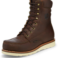 "Chippewa 8"" Edge Walker Waterproof Comp Toe Lace Up #25347"