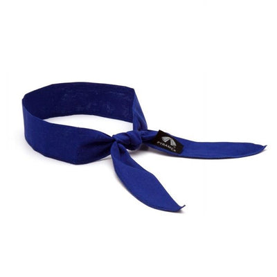 Pyramex CNB12PKRB Cooling Beaded Bandana - Royal Blue