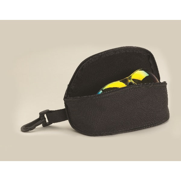 ERB Safety Glasses Zippered Case with Hook #15713