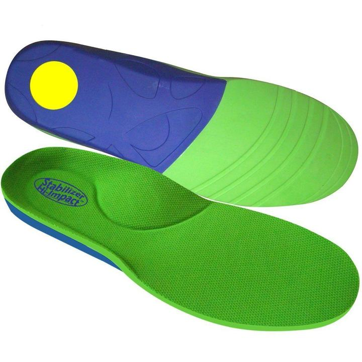 Foot Matters Stabilizer High-Impact Orthotics Foot Beds