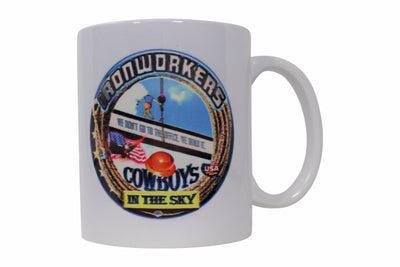 Ironworker Coffee Cups