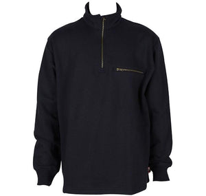 Forge FR 1/4 Zip Navy Pullover