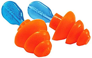PYRAMEX SAFETY PUSH IN EAR PLUGS #RP4000
