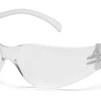 Pyramex Intruder Clear Safety Glasses  #S4110S - Dozen