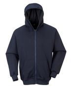 PORTWEST FR HOODED ZIP SWEATSHIRT