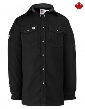 Big Bill 247RS /  RIPSTOP WORK SHIRT WITH SNAPS
