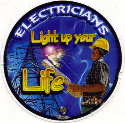 Electrician Premium Sticker