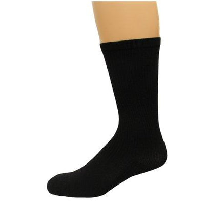 Carolina Ultimate Work Sock Black #6/9474