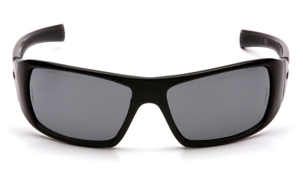 Goliath Gray Anti-Fog Lens with Black Frame