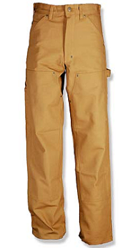 Stan Ray Double Knee Work Pants (Duck Brown)