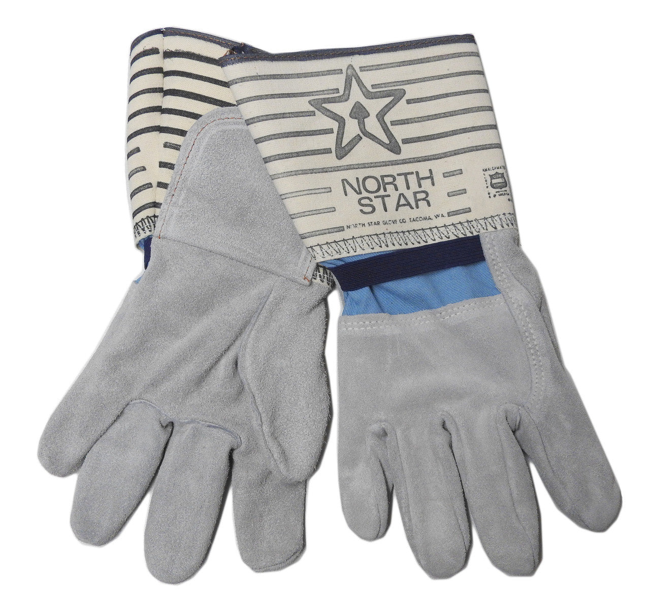 North Star - Linemans Leather Unlined Gauntlet Glove #2945
