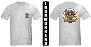 Ironworker Prayer T- Shirt