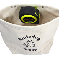 Rudedog USA Canvas Bolt Bag w/ Tape Holder