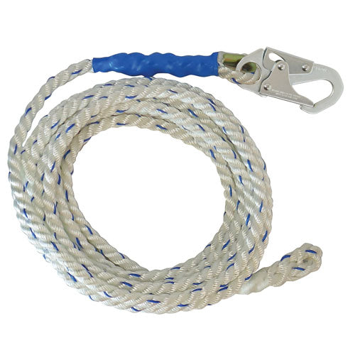 "FallTech 5/8"" Dia. Lifeline Rope(DISCONTINUED)"