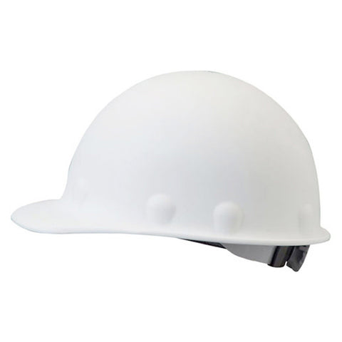 Fibre Metal White Roughneck Cap