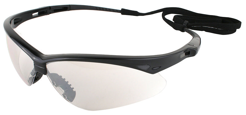 Nemesis Clear In/Outdoor Safety Glasses  #25685