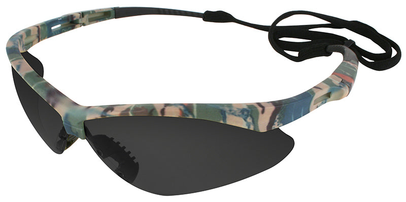 Nemesis Camo Smoke Anti-Fog Glasses #22609