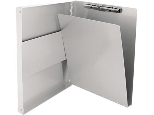 "Saunders 8.5"" x 11"" Snapak 10517 Aluminum Forms Folder for Documents, Papers"