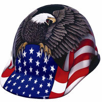 Fibre Metal Spirit Of America Cap Style Hard Hat #E2RW00A006
