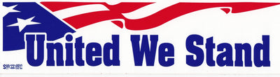 'United We Stand' Bumper Sticker #BP306