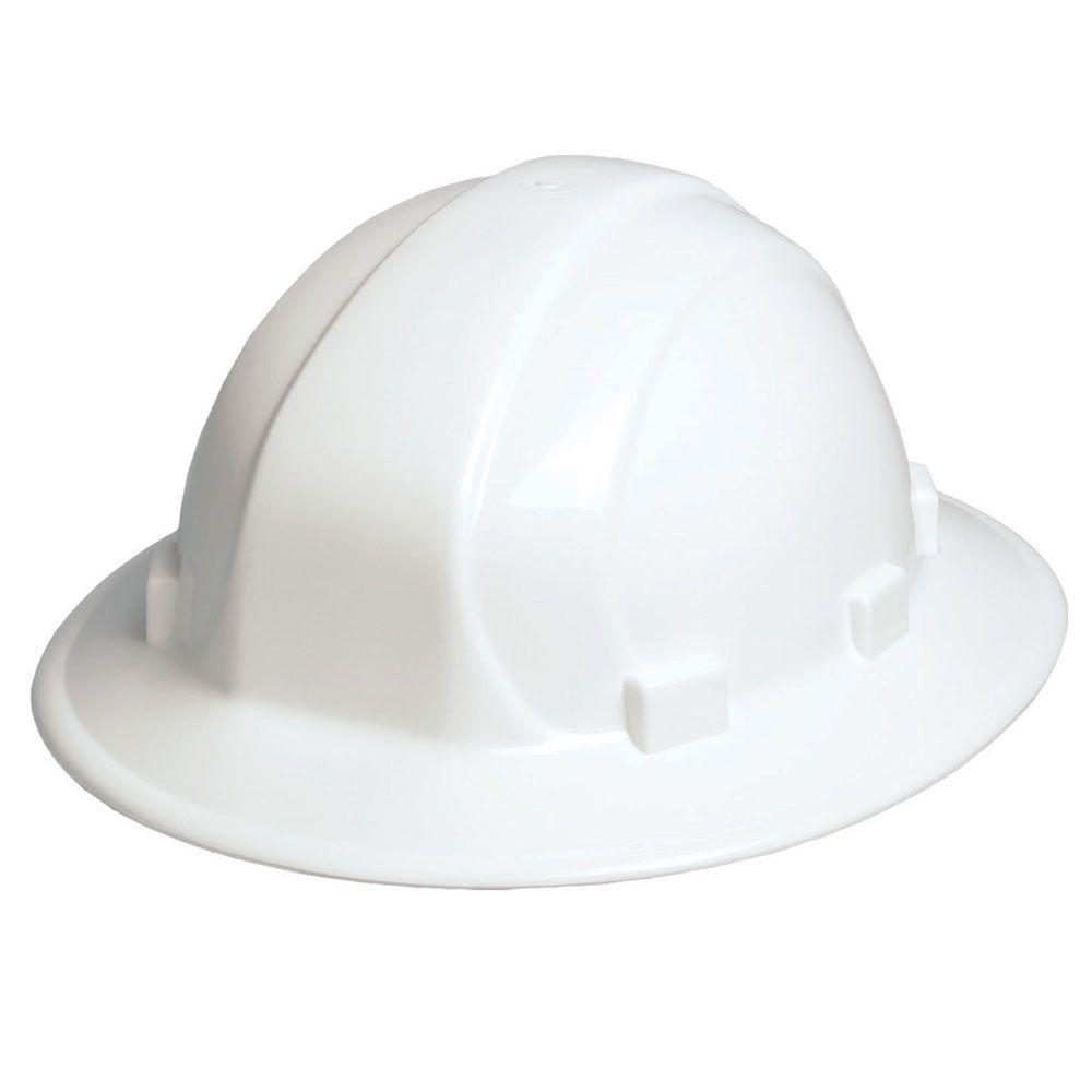 ERB Omega II Full Brim Hard Hat