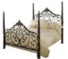 Image of Parkwood King Metal Bed Set