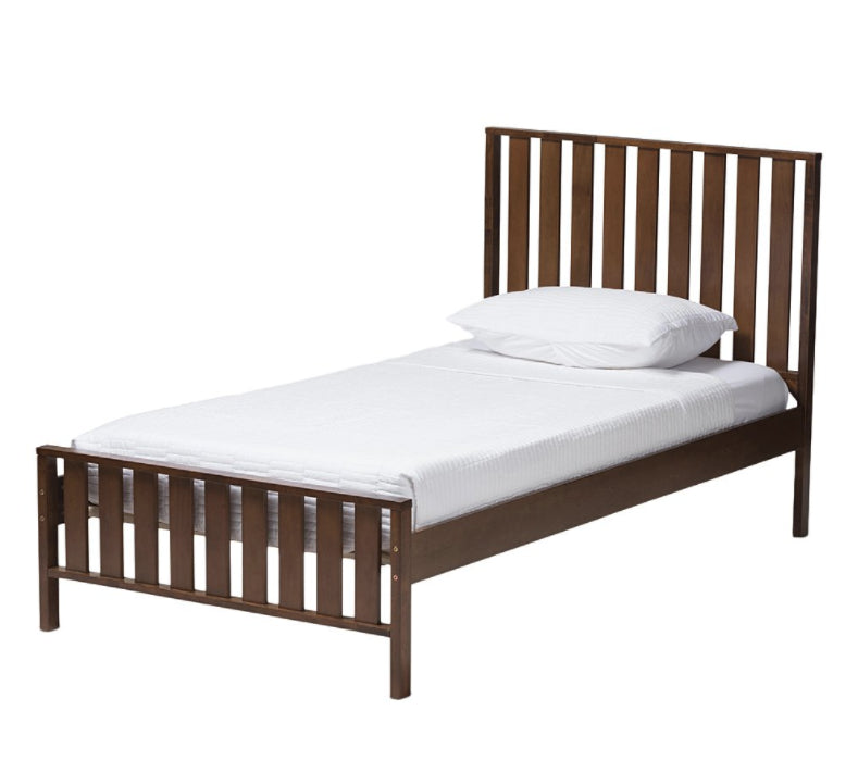 twin platform bed with trundle. Beds - Walnut Brown Twin Wood Platform Bed \u0026 Trundle Twin Platform Bed With Trundle U