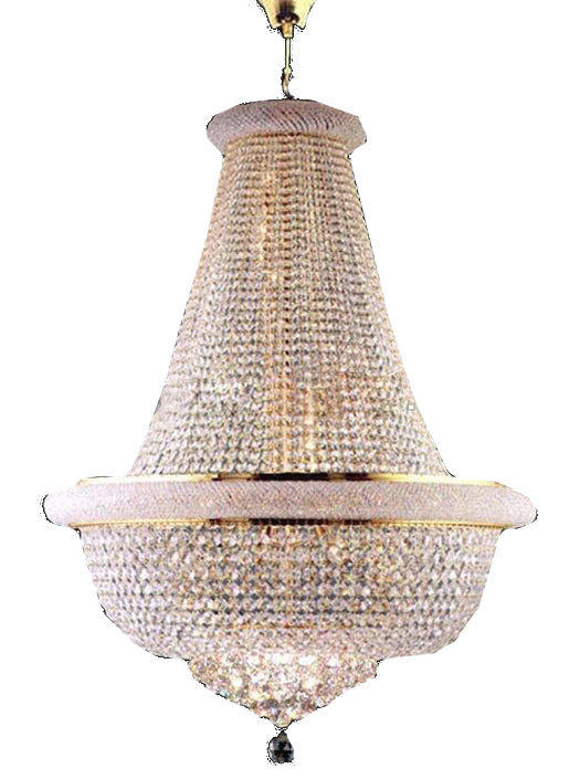 Chandelier - French Empire Crystal Chandelier