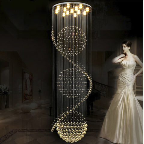 Chandelier - Modern LED Crystal Chandelier