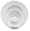 Image of Fine China - English Lace Bone China 5-Piece Place Setting By Wedgwood