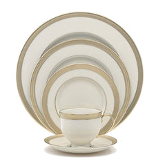 Fine China - Lowell 5-Piece Place Setting By Lenox