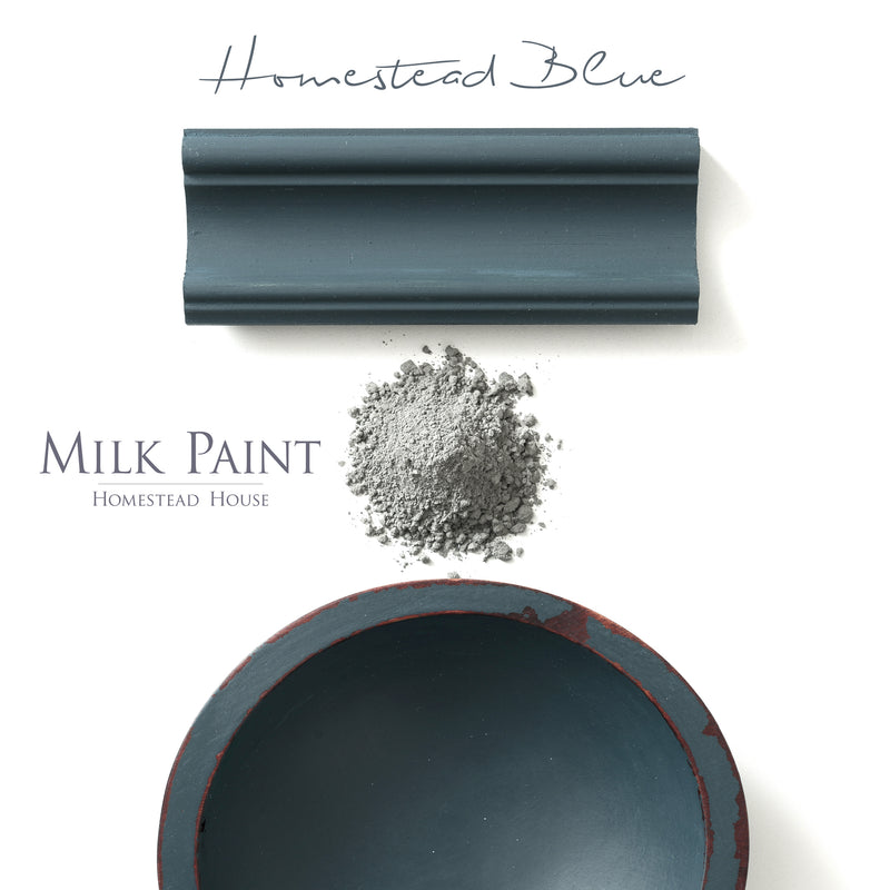 How to Mix Milk Paint