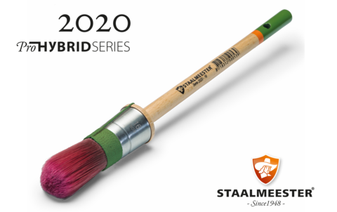 Staalmeester Round 2020 Series- 100% Synthetic -