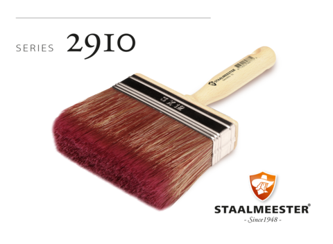 Staalmeester Wall Brush #14 (Q) (1.01.2910.14)
