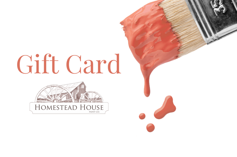 Homestead House Gift Card