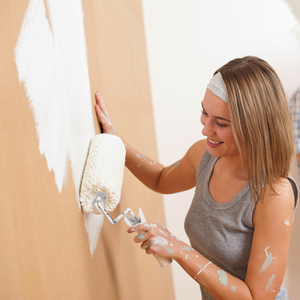 VOC FREE INTERIOR PAINT from Homestead house.  | homesteadhouse.ca
