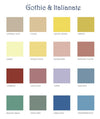 Gothic & Italianate Collection of 100% Acrylic Latex paint.  |  homesteadhouse.ca