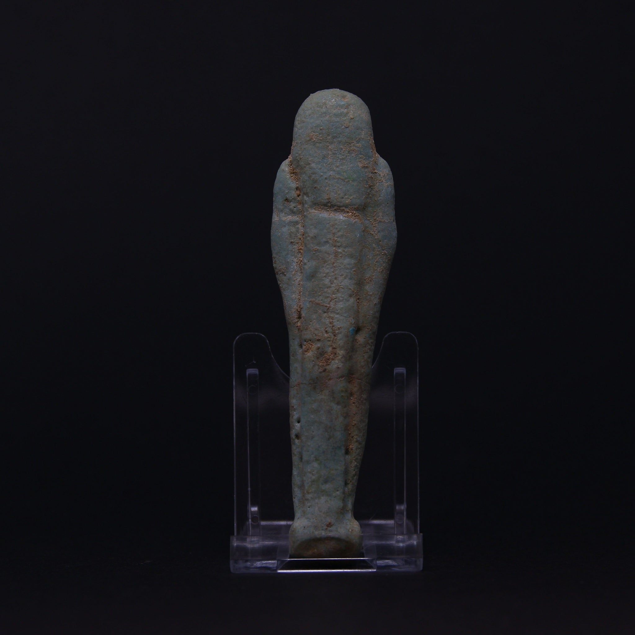An Egyptian Hieroglyphic Shabti | Late Period, 664-332 BC