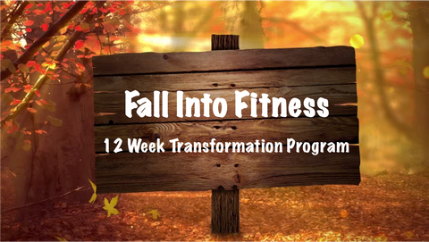 Fall Into Fitness 12 Week MALE Transformation Bundle