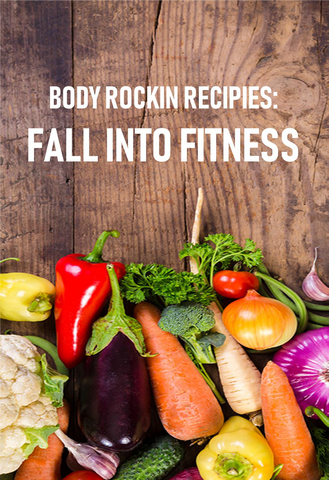 Fall Into Fitness Cookbook