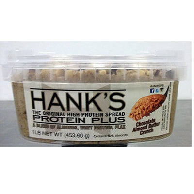 Hank's Protein Almond Butter