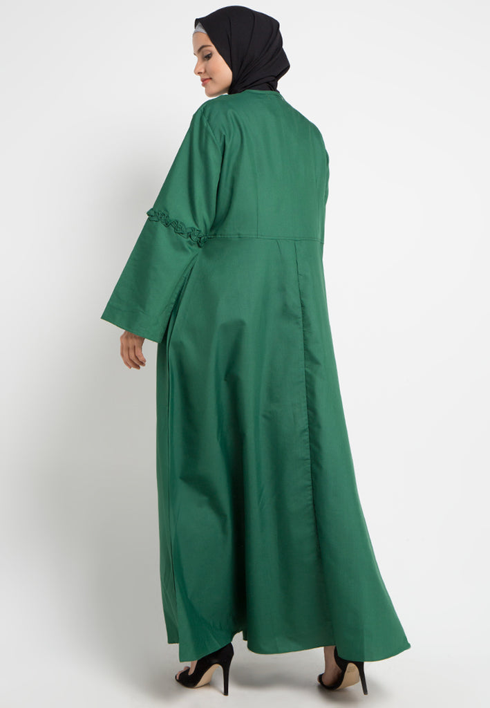Trumpet Sleeved Gamis Dress, Gamis, Meitavi's